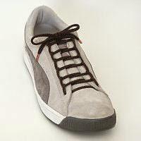 Шнуровка обуви лесенкой
