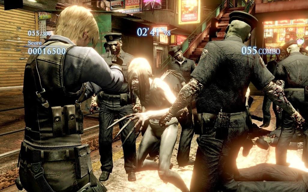 Left 4 Dead 2 s'invite dans Resident Evil 6