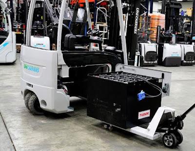 Xe nâng điện Unicarriers Logisnext 0937782768