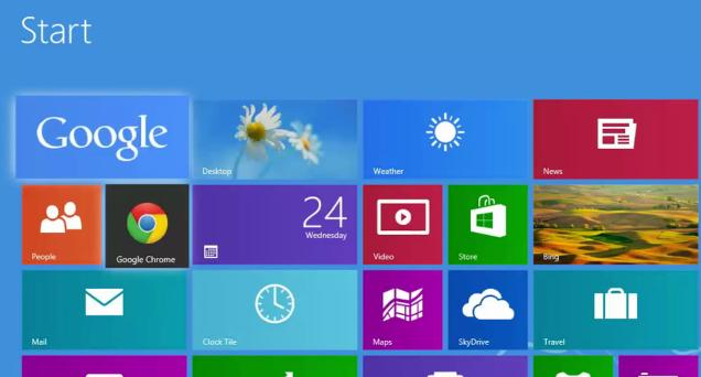 Got Windows 8 Well Google Will Show You How To Get Your Google Back