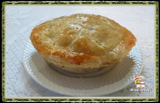 Torta licorosa de maçãs 2
