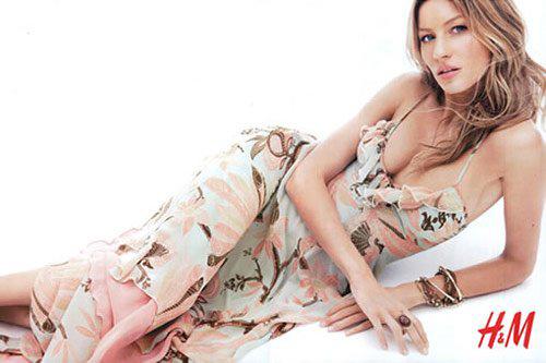 vestido primavera verano H&M 2011