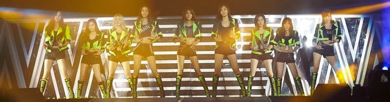 Girls' Generation (SNSD) - My Oh My [image by Wikipedia]