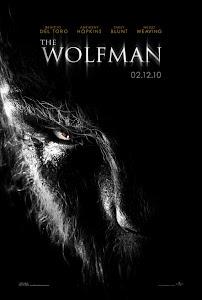 Người Sói - The Wolfman poster