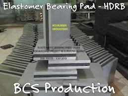 Elastomer Bearing Pads,Bantalan Jembatan,Karet Bantalan Jembatan,Elastomeric Bearing Pads,Seismic Rubber Bearing Pads