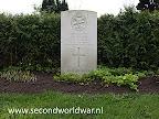 Sergeant J.F. (Jean Ferdinant) Huard, Glider Pilot Regiment, Army Air Corps. | Oosterbegraafplaats Enschede