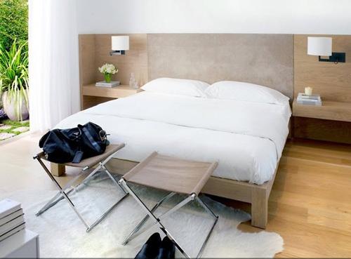 Thiết kế phòng ngủ cho những anh chàng độc thân