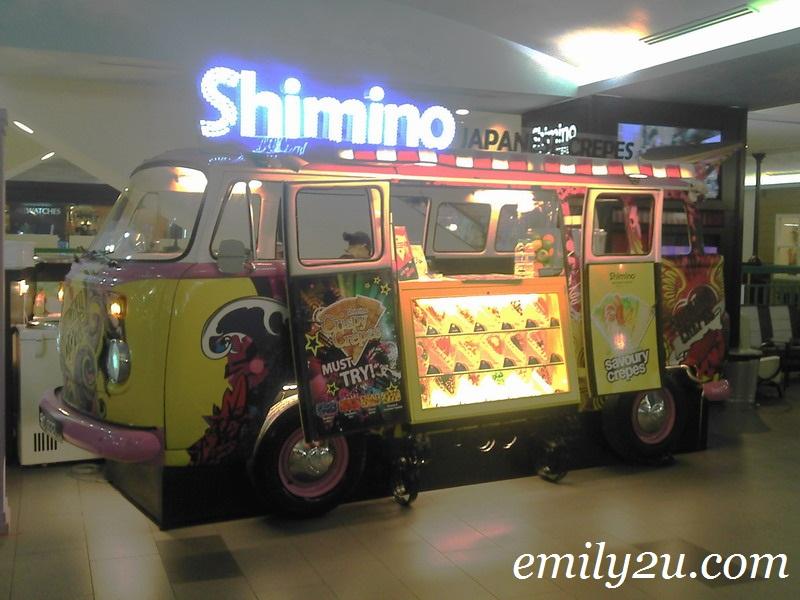 Shimino Japanese crepes
