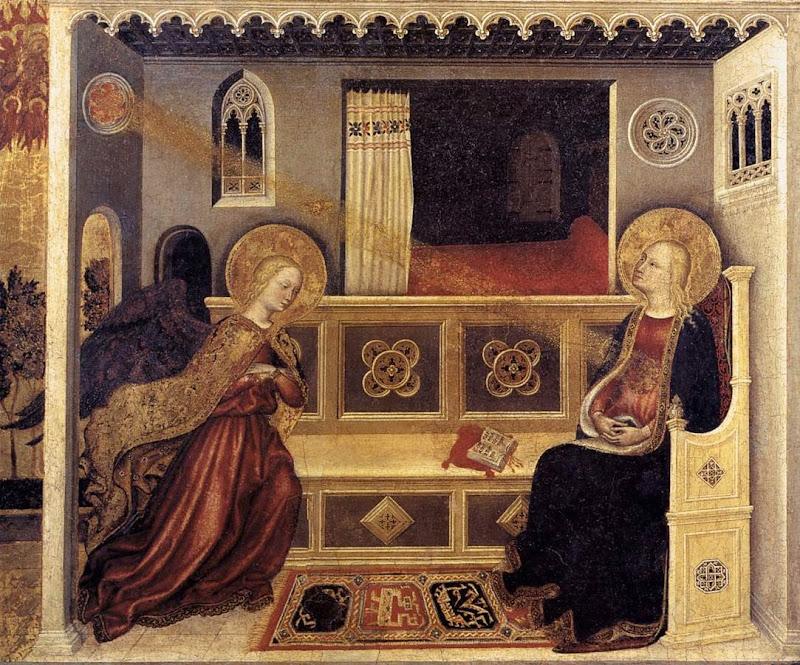 Gentile da Fabriano - Annunciation