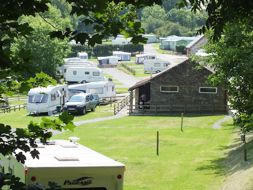 Camping  at Cote Ghyll Caravan And Camping Park