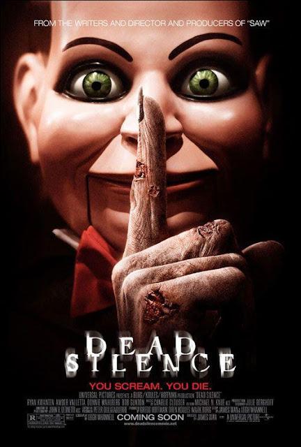 Silencio Mortal que pelicula ver en la noche de Halloween, top lista peliculas de miedo, a nightmare on Elm street