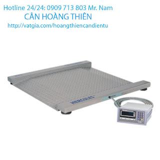 Cân sàn điện tử CAS CI-200A