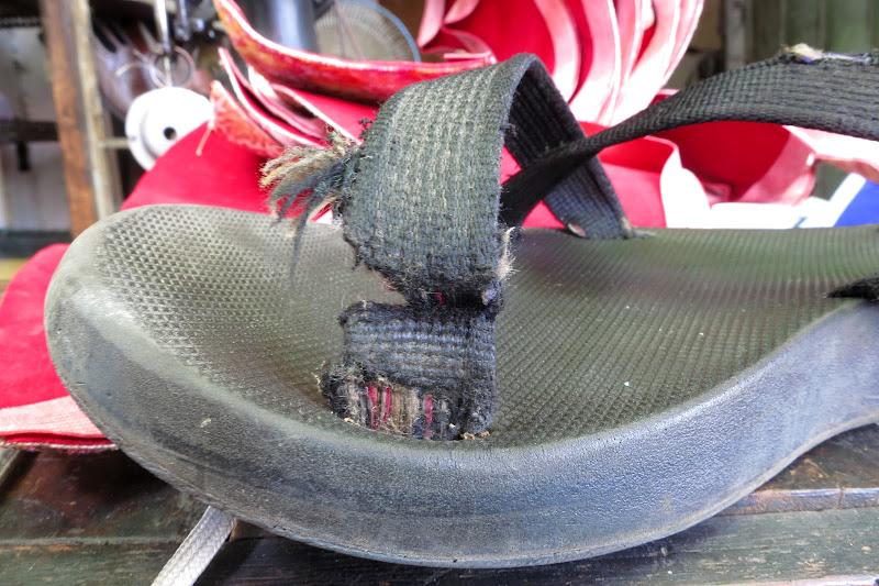 Almost broken