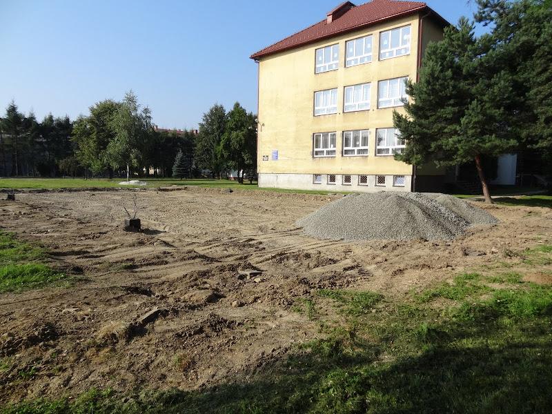 Budowa boisk