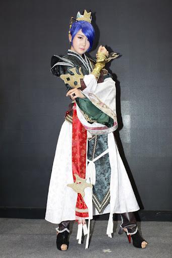 Han Chae Yee gợi cảm cùng cosplay Yulgang 2 11
