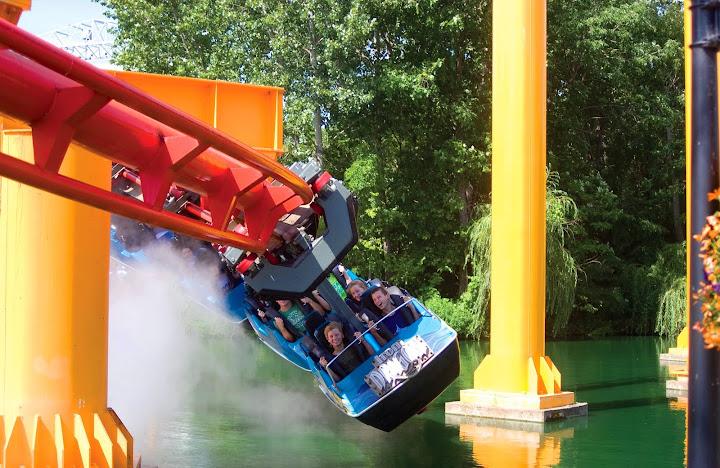 Cedar Point Roller Coaster Guide Wandering Educators