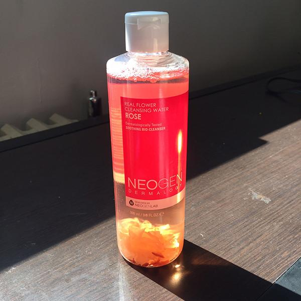 Neogen Real Flower Cleansing Water