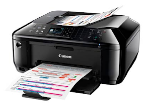 Canon PIXMA MX517 drivers Mac_Win_Linu