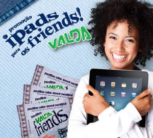 Valda sorteará 10 iPads!