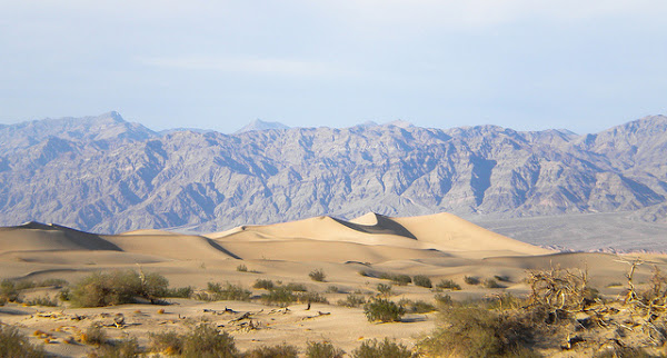 Image of Death Valley in California