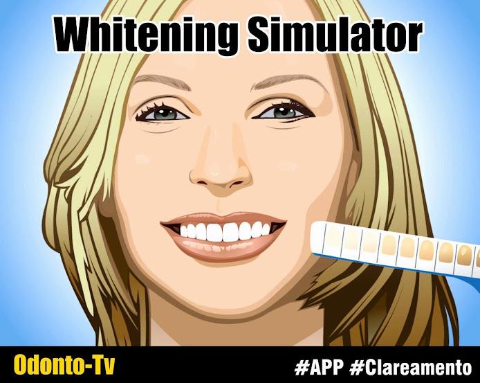 whitening-simulator