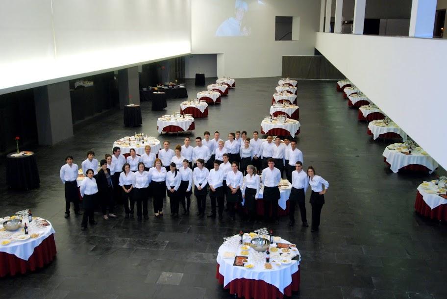 Celebración del 50 aniversario del Colegio Mayor Belagua
