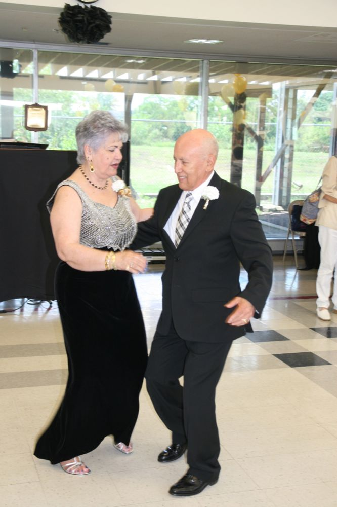 Peterstown Wedding 50+ Anniversaries