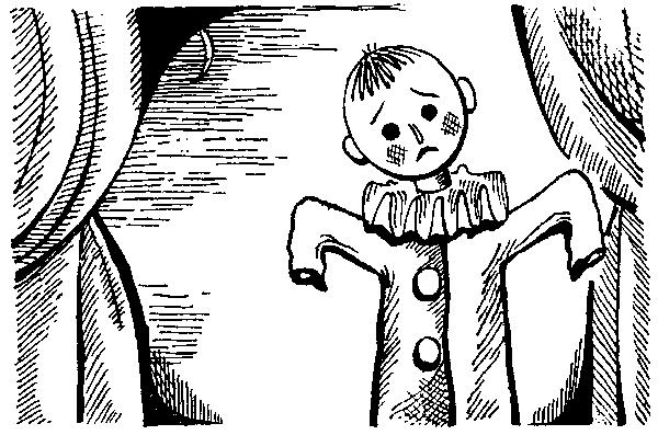 Виды театральных кукол
