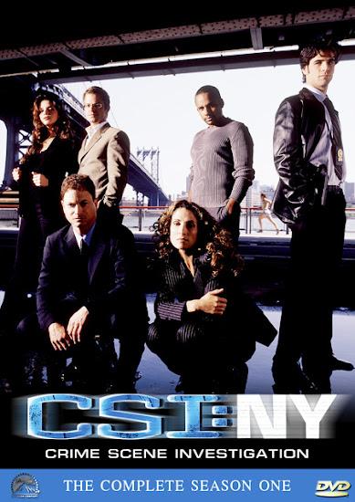 CSI: New York Season 1 ซีเอสไอ นิวยอร์ก ปี 1 ( EP. 1-23 END ) [พากย์ไทย]
