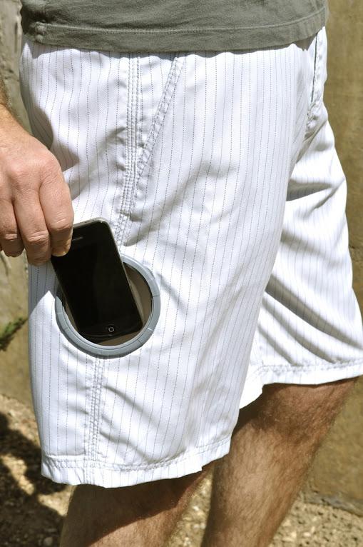*STACH防水口袋海灘褲:水上活動隨身物品不離身! 1