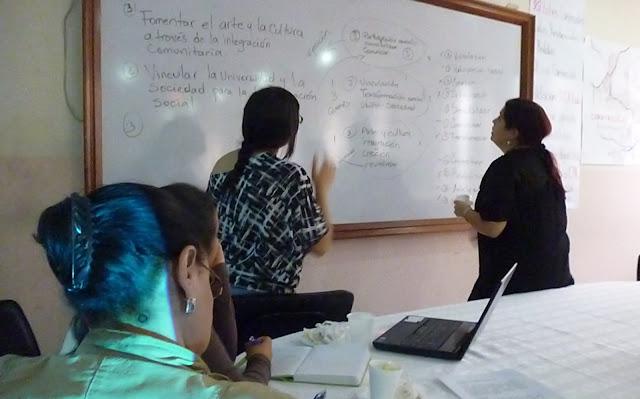 Jornada de planificación estratégica del CAC