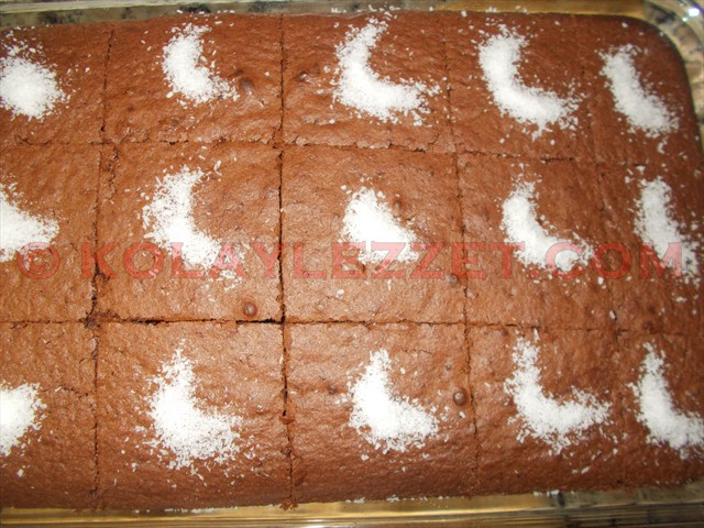 PORTAKALLI-BROWNIE