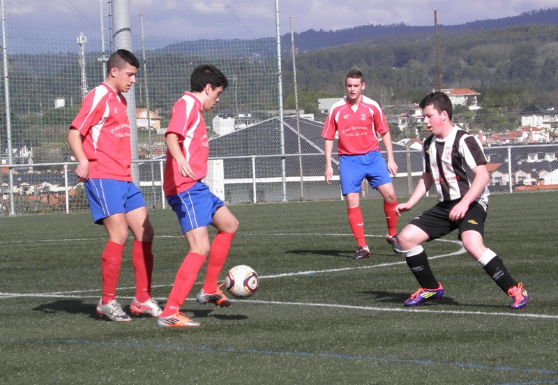 Numancia - Cedeira temporada 2012-2013.