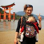 Japonia,  Miyajima - część 7