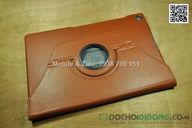 Bao da Sony Xperia Tablet Z2 xoay 360 độ
