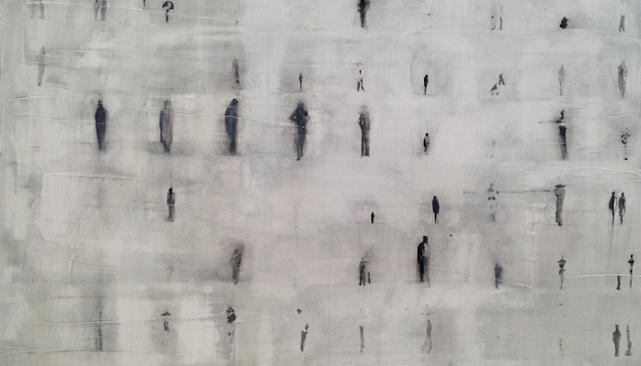 Urban Loneliness By Gosia Lapsa-Malawska
