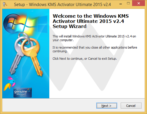 KMS Activator Ultimate 2015 v2.4