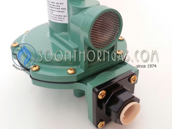 LOW-PRESSURE REGULATOR FISHER รุ่น FS 622BCF.