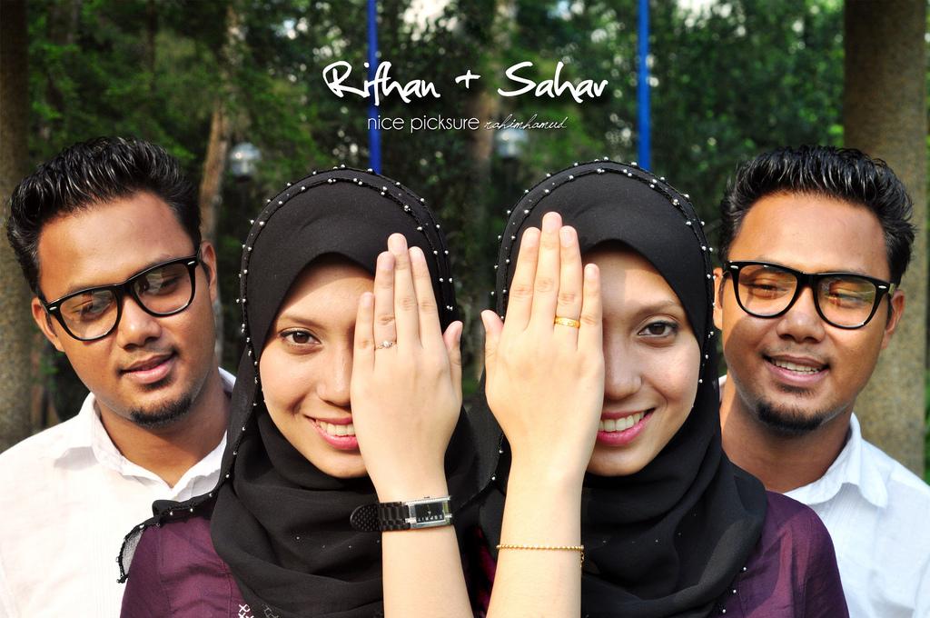 outdoor prewedding malaysia ttdi