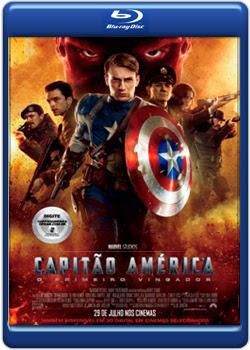 41 Capitão América: O Primeiro Vingador   Dual Áudio   BluRay 480p, 720p e 1080p e 3D