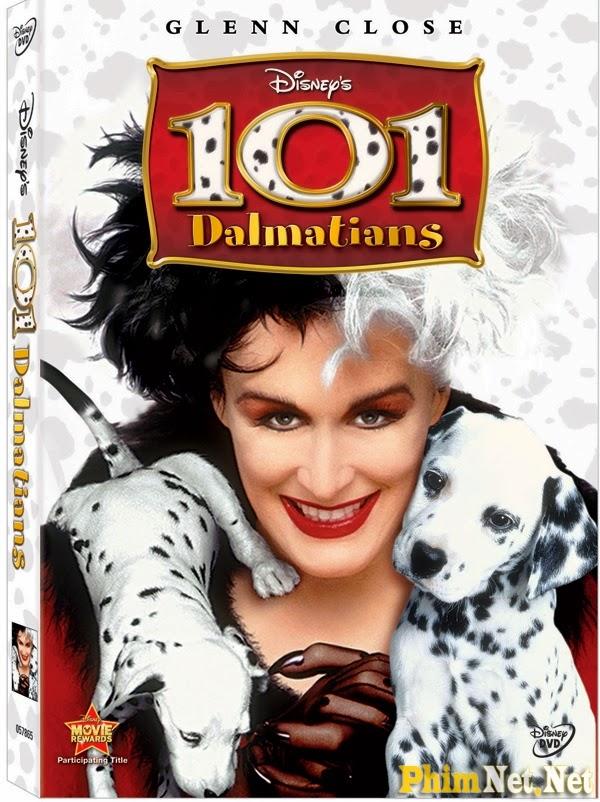 Phim 101 Chú Chó Đốm - 101 Dalmatians - Wallpaper