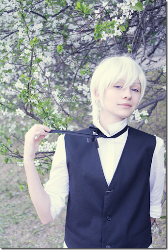 ouran high school club cosplay - suoh tamaki 3