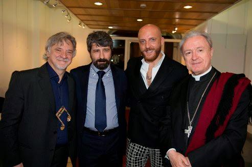 Enrico Benetta a Roma: un trionfo di arte, talento e qualità