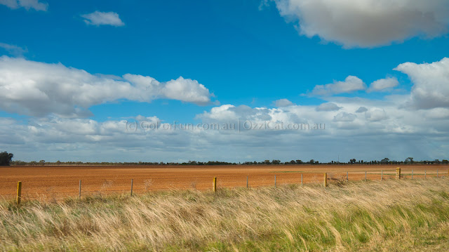 Fields on the way home - Go For Fun - Australian Travel and Activity Community. Inspire, Share, Enjoy!