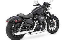 motorcycles harleydavidson sportster 883 1920x1200 wallpaper