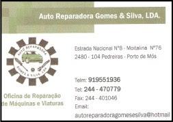 Auto Reparadora Gomes