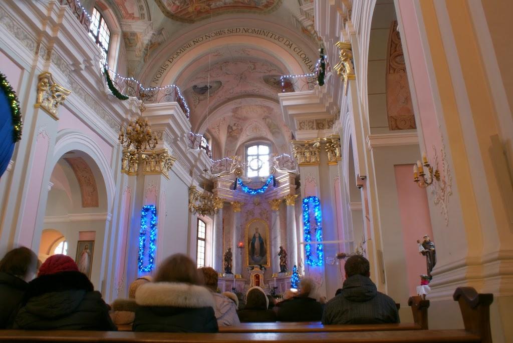 Кафедральный Костел Пресвятой Девы Марии, Минск, Беларусь