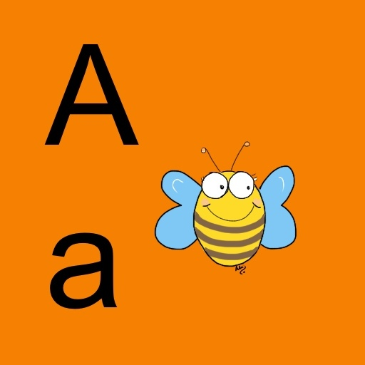 Alfabeto para impressão