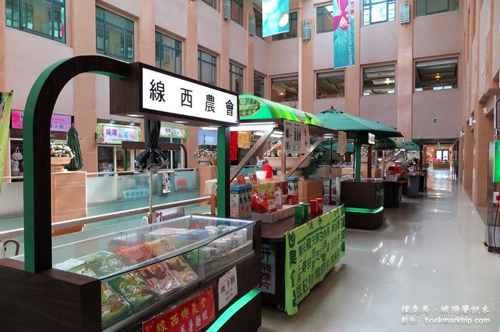 彰濱秀傳健康園區 商店街