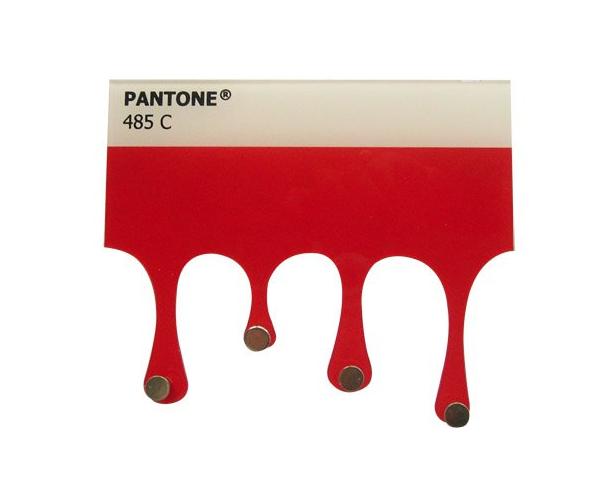 Porta Chave Pantone | Eu Três Vezes